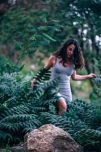 active adult adventure blur